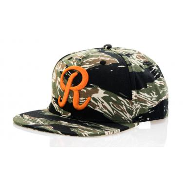 ROTIFORM HAT CAMO ORANGE