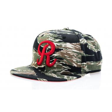 ROTIFORM HAT CAMO RED